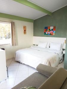 Pousada Requinte da Mantiqueira, Guest houses  Piracaia - big - 8