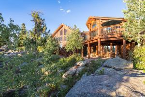 Blue Sky Mountain Ranch, Prázdninové domy  Black Hawk - big - 13