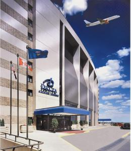 Delta Hotels by Marriott Calgary Airport In-Terminal, Hotely  Calgary - big - 1