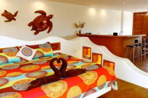 Punta arena Surf, Ferienwohnungen  Puerto Escondido - big - 87