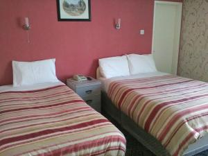 Belgrave Hotel, Отели  Честер - big - 24