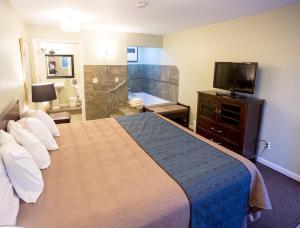 Aura Soma Lava, Hotely  Lava Hot Springs - big - 162