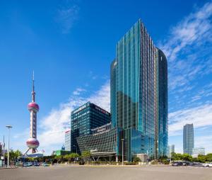 فندق غراند كمبينسكي شنغهاي - شانغهاي