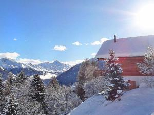 Comfortable Chalet with View of Alps in Vex - Hotel - Thyon les Collons