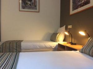 Hotel Restaurant Engelanderhof, Hotels  Beekbergen - big - 57