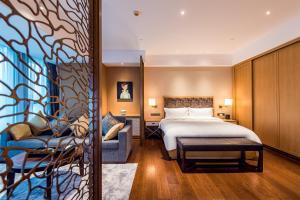 Gelade Service Apartment, Appartamenti  Chengdu - big - 68