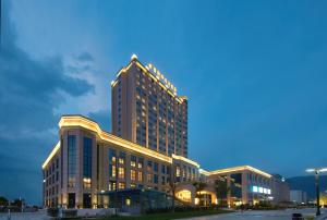 __{offers.Best_flights}__ New Century Hotel Tiantai Zhejiang