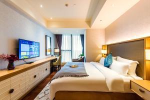 Gelade Service Apartment, Appartamenti  Chengdu - big - 55