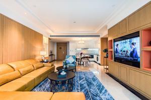 Gelade Service Apartment, Appartamenti  Chengdu - big - 56