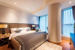 Gelade Service Apartment, Appartamenti  Chengdu - big - 44