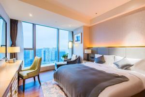 Gelade Service Apartment, Appartamenti  Chengdu - big - 46