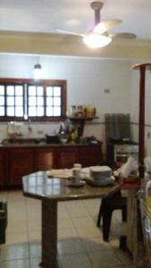 Casa estilo cobertura duplex, Nyaralók  Ubatuba - big - 19