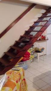 Casa estilo cobertura duplex, Nyaralók  Ubatuba - big - 16