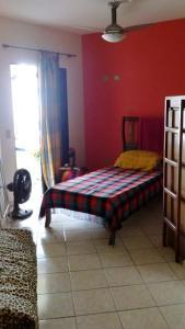 Casa estilo cobertura duplex, Nyaralók  Ubatuba - big - 11