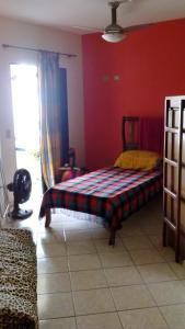 Casa estilo cobertura duplex, Nyaralók  Ubatuba - big - 9
