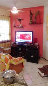 Casa estilo cobertura duplex, Nyaralók  Ubatuba - big - 8