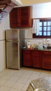 Casa estilo cobertura duplex, Nyaralók  Ubatuba - big - 5