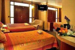 Hotel Qasana, Hotely  Calca - big - 13