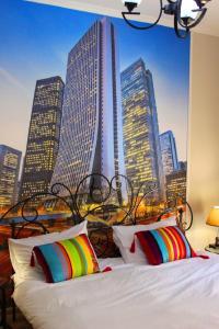 Otel Kavkazioni Twins, Hotely  Lagodechi - big - 96