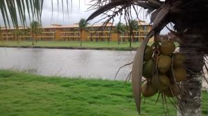 Apartamento Villa das Águas, Appartamenti  Estância - big - 2
