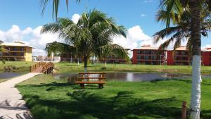 Apartamento Villa das Águas, Apartmány  Estância - big - 9