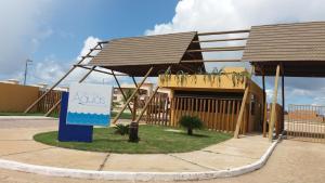 Apartamento Villa das Águas, Apartmanok  Estância - big - 1