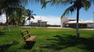 Apartamento Villa das Águas, Apartmány  Estância - big - 21