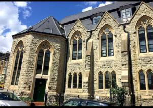 西式教堂 Spacious Double room in Converted Church near Hampstead health