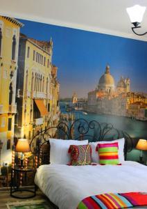 Otel Kavkazioni Twins, Hotely  Lagodechi - big - 95