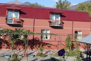 Otel Kavkazioni Twins, Hotely  Lagodechi - big - 31