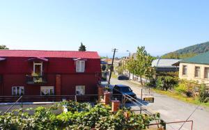 Otel Kavkazioni Twins, Hotely  Lagodechi - big - 78