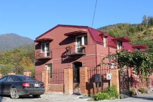 Otel Kavkazioni Twins, Hotely  Lagodechi - big - 79