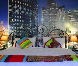 Otel Kavkazioni Twins, Hotely  Lagodechi - big - 11