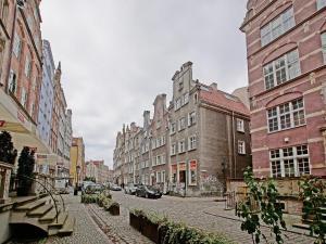 Apartament Kameralny przy ul. Piwnej