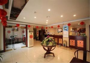 Auberges de jeunesse - GreenTree Inn Shandong Yantai Penglai Pavilion Beiguan Road Express Hotel