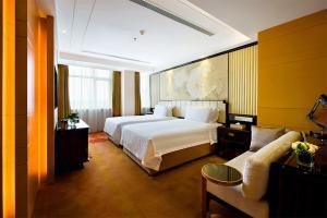 Tianyu Gloria Grand Hotel Xian, Hotels  Xi'an - big - 33