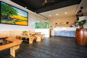 The Tiles Garden Yilan B&B, Homestays  Dongshan - big - 38