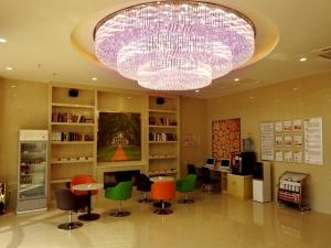Hostels und Jugendherbergen - GreenTree Inn Hefei Feidong New District Huishang City Express Hotel
