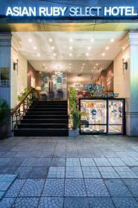 Asian Ruby Select Hotel, Hotely  Hočiminovo Mesto - big - 44