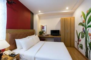 Asian Ruby Select Hotel, Hotely  Hočiminovo Mesto - big - 45