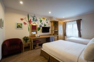Asian Ruby Select Hotel, Hotely  Hočiminovo Mesto - big - 49