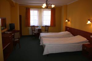 Hotel-Restauracja Spichlerz, Szállodák  Stargard - big - 37