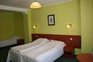 Hotel-Restauracja Spichlerz, Szállodák  Stargard - big - 48