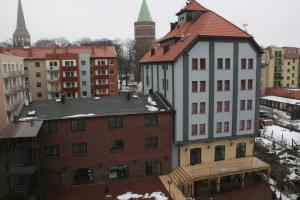 Hotel-Restauracja Spichlerz, Szállodák  Stargard - big - 57