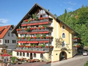 Hotel Restaurant Falken - Brunnenteich