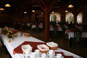 Hotel-Restauracja Spichlerz, Szállodák  Stargard - big - 55