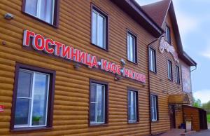 Гостиницы села Нелазское