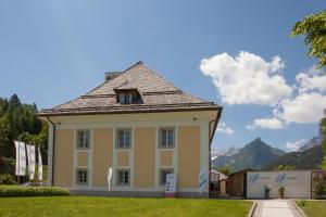 Hotel Life Camp Hinterstoder Rakousko