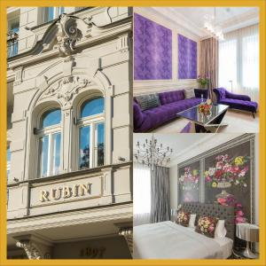 Rubin Luxury Apartments Adults Only 12+ - Karlovy Vary