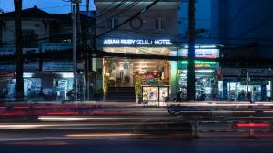 Asian Ruby Select Hotel, Hotels  Ho-Chi-Minh-Stadt - big - 38
